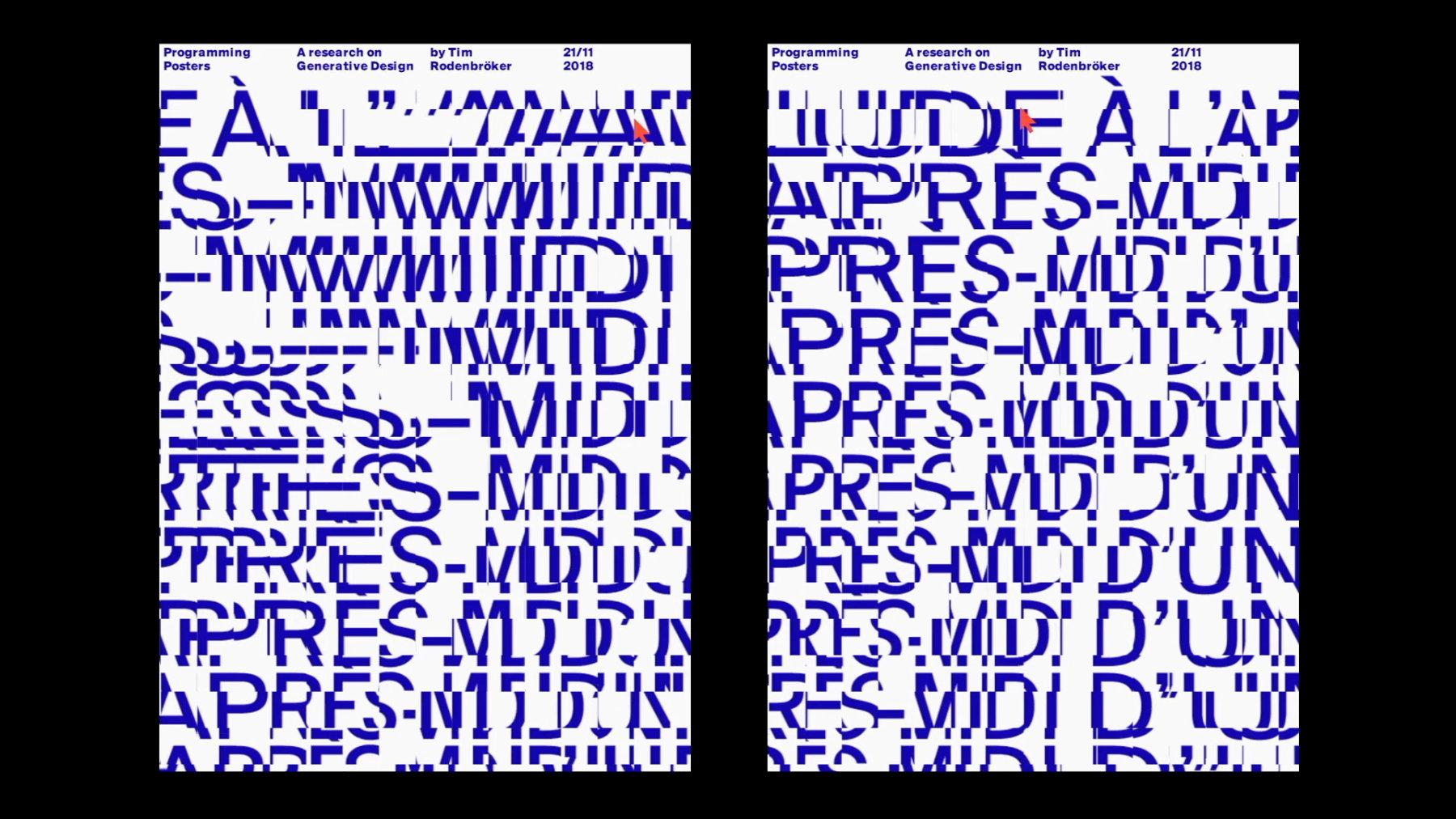 programming posters