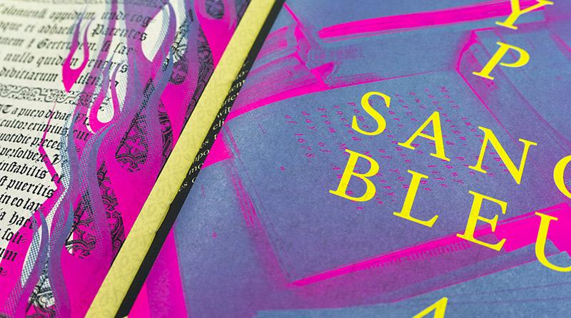 Type Life #2 Sang Bleu