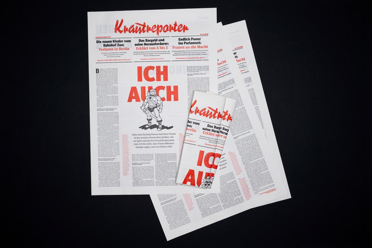 Krautreporter-Zeitung