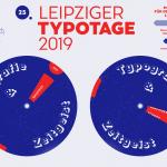 25. Jubiläum der Leipziger Typotage