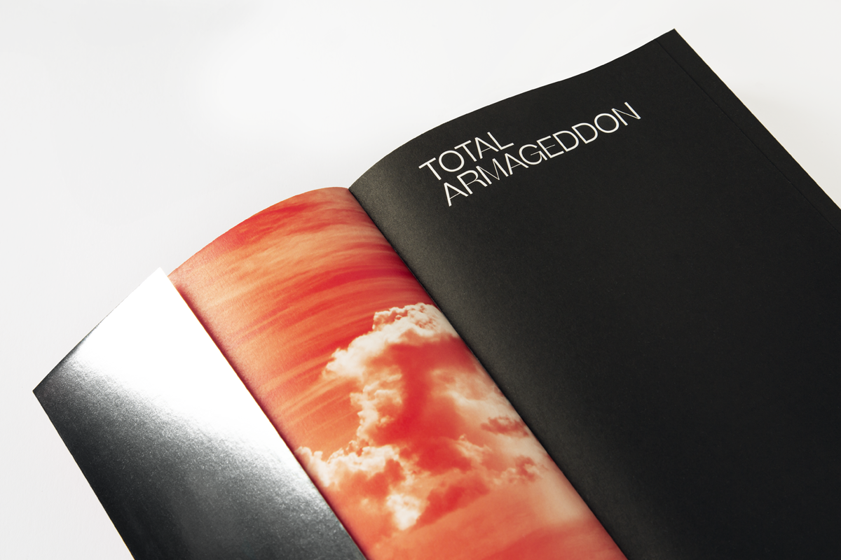Total Armageddon—A Slanted Reader on Design