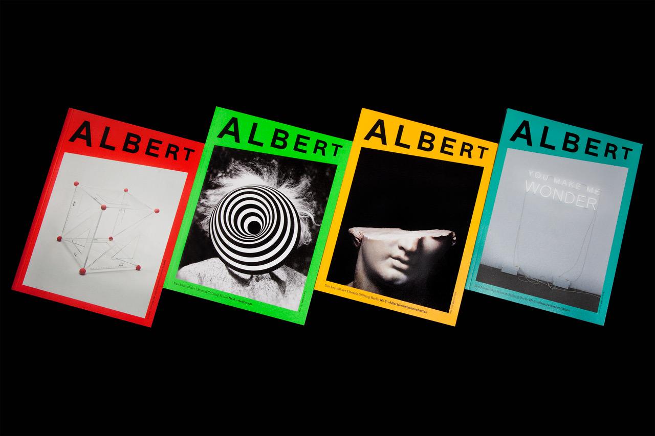 Albert Slanted