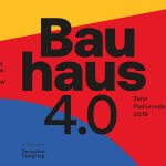 Bauhaus 4.0 meets Typography & Web Design
