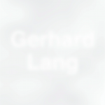 High Noon Special: Gerhard Lang