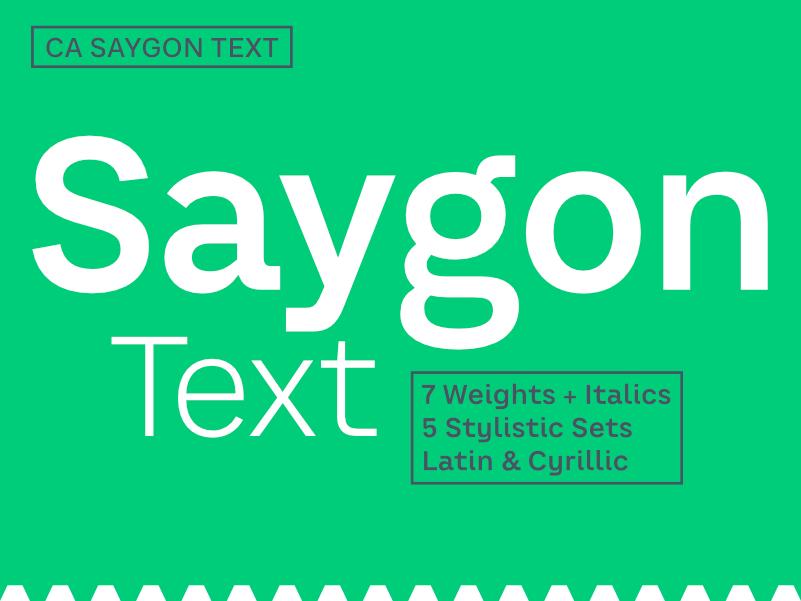 Saygon Text 06