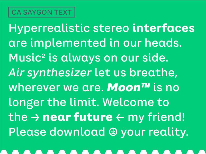 Saygon Text 07