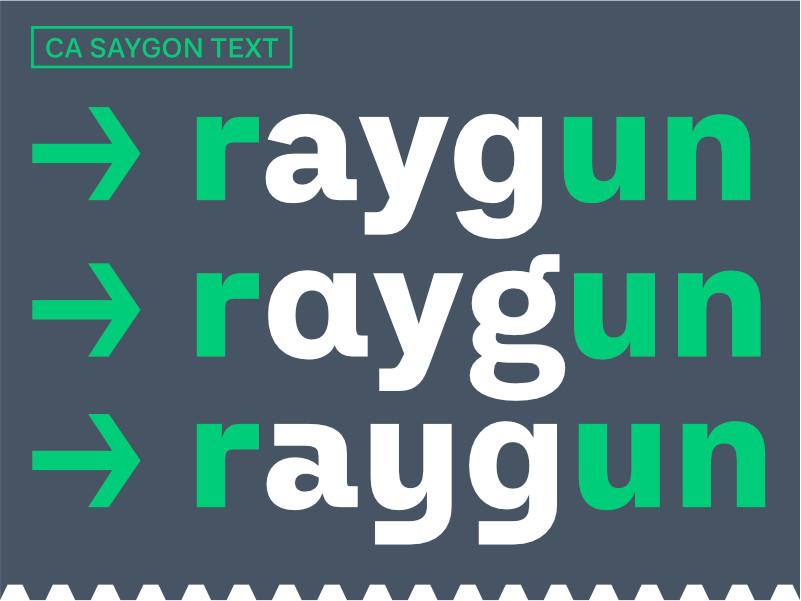 Saygon Text 08