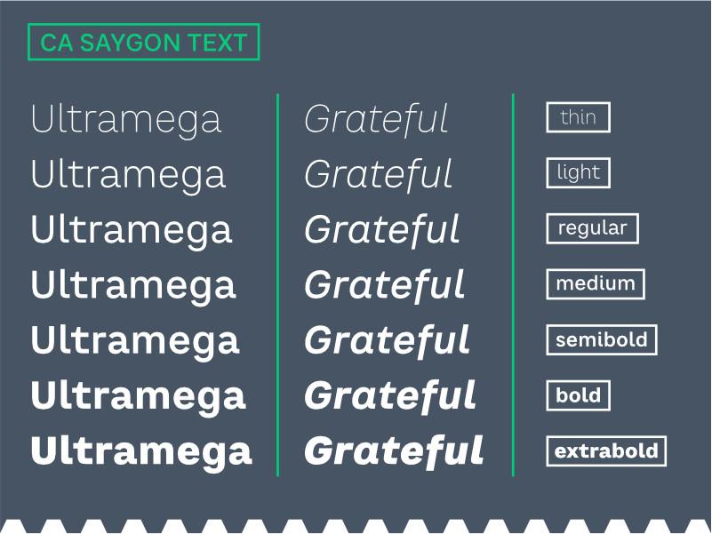 Saygon Text 09