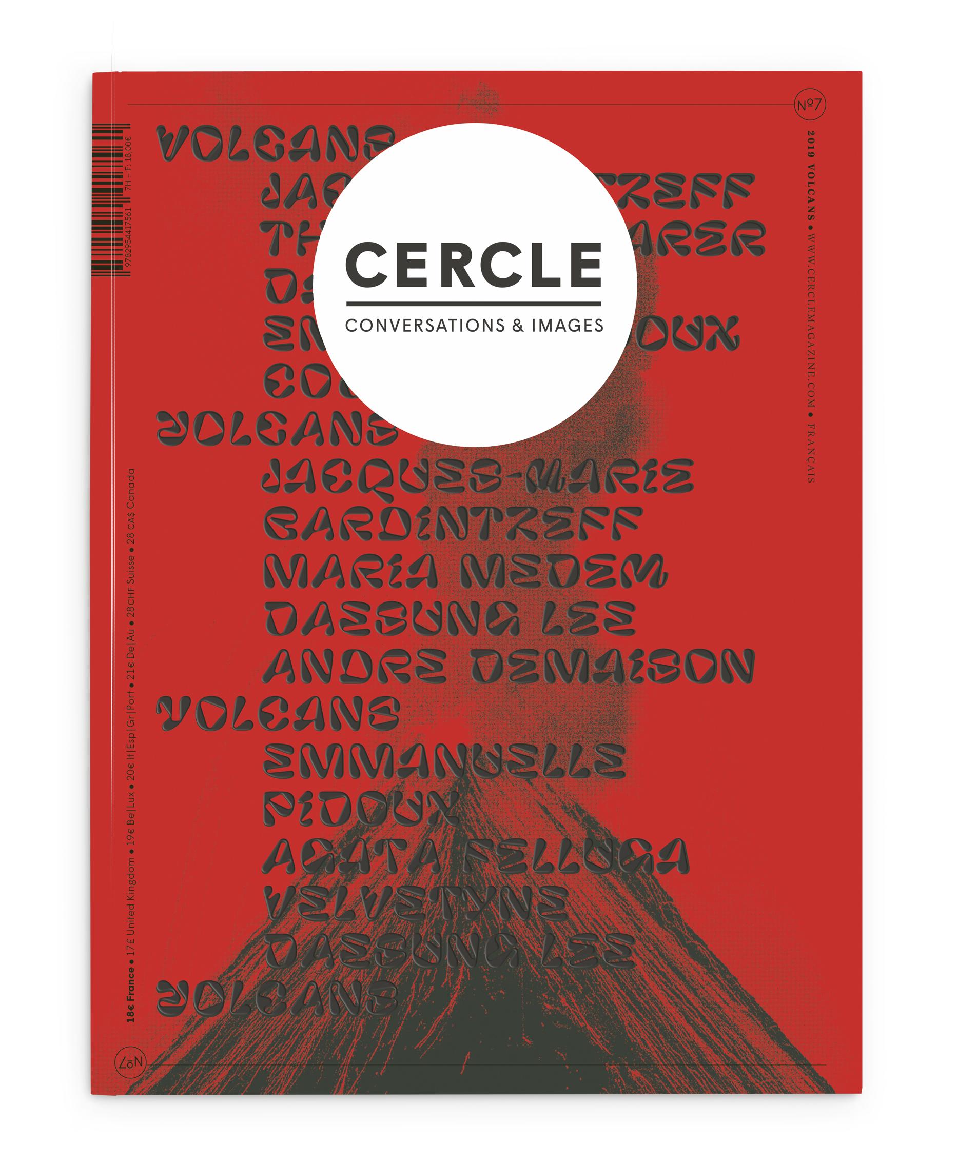 Cercle Magazine #7 – Volcanoes