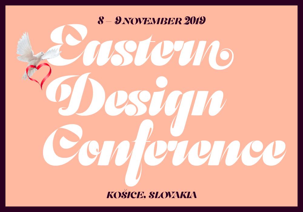 Eastern Design Conference 2019 - slanted