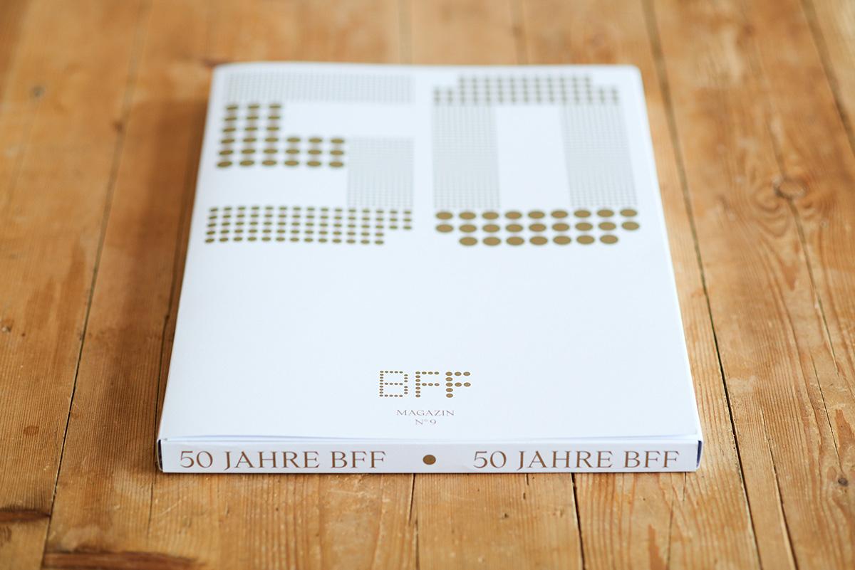 BFF-Magazin #9 – 50 Jahre BFF