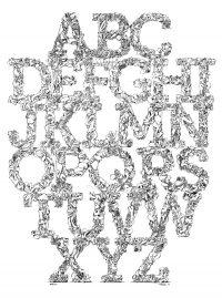 Das FRTZN Alphabet