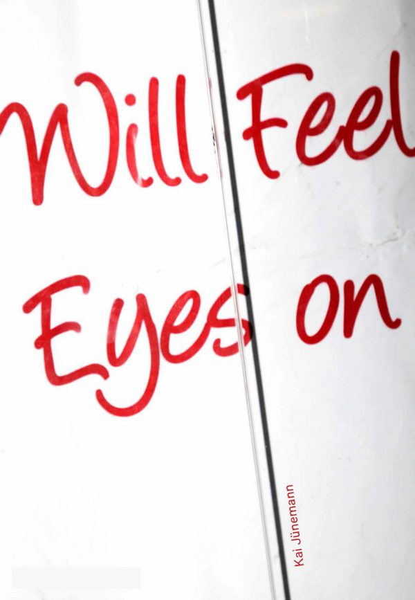 Will feel eyes on Kai Jünemann