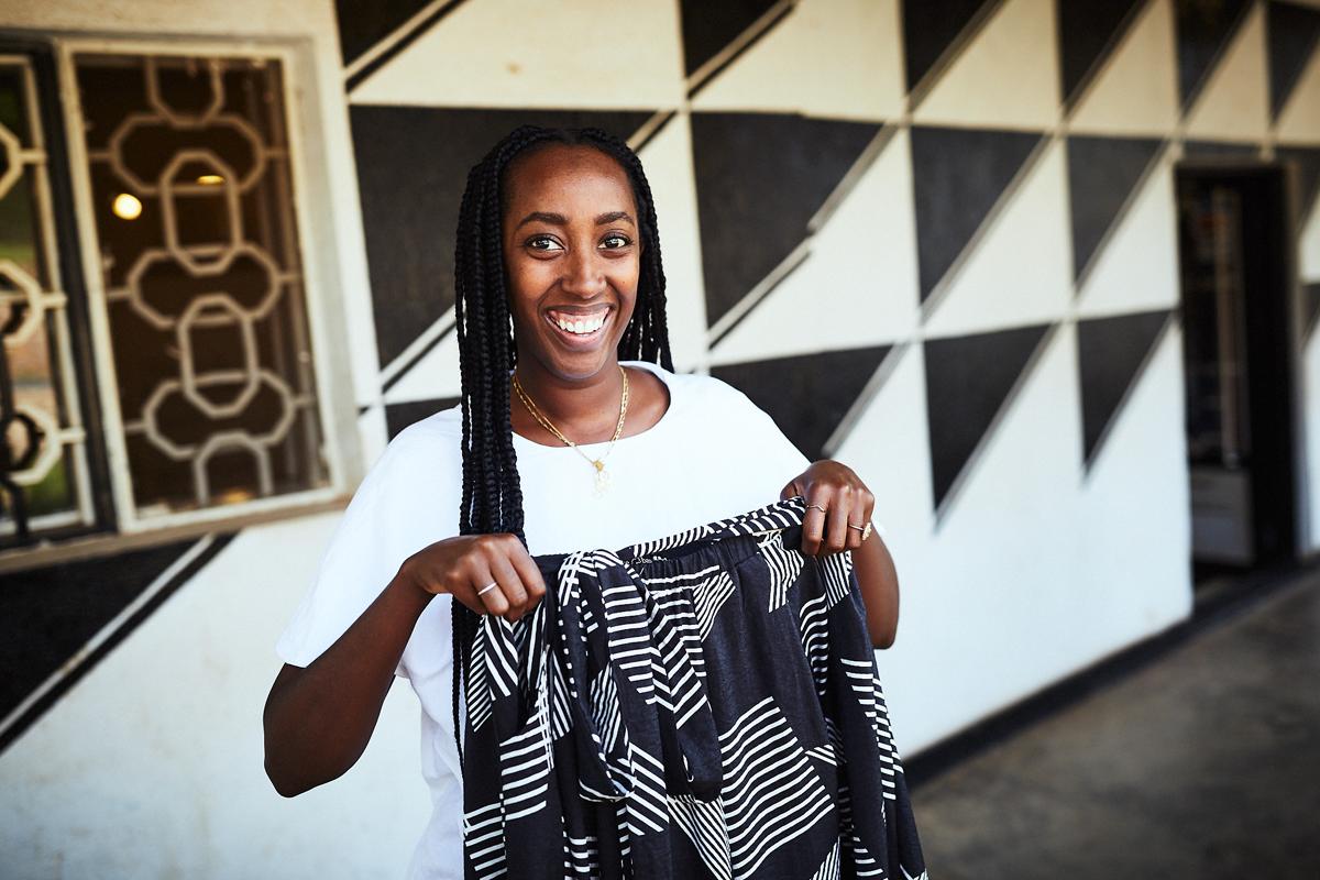 Slanted in Ruanda: Pierra Ntayombya / Haute Baso