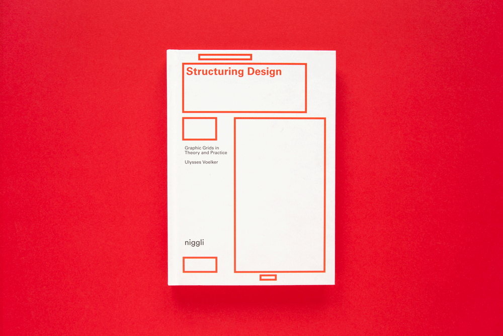 Structuring Design - Graphic Grids in Theory and Practice - slanted