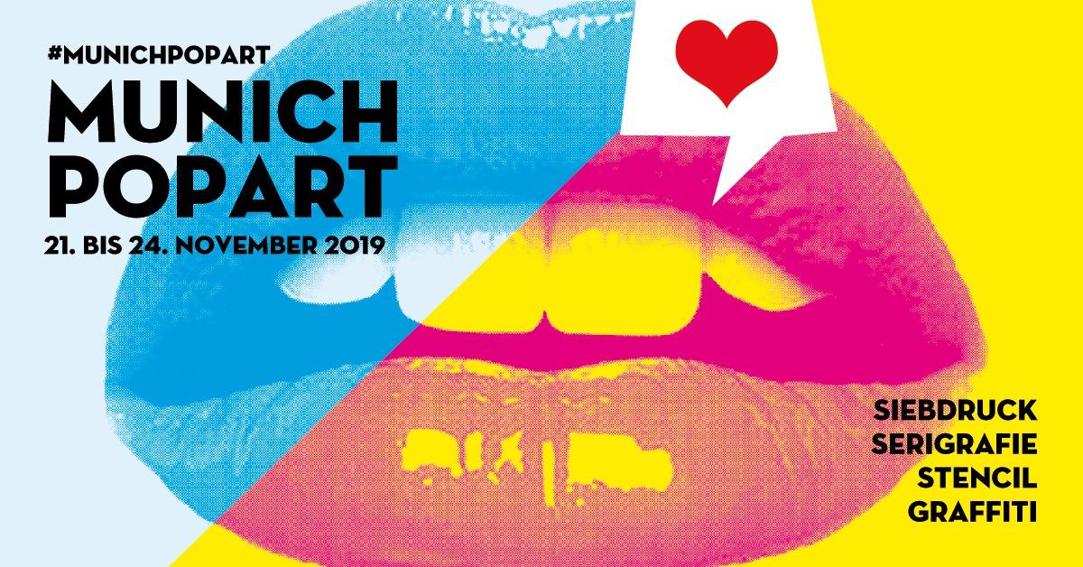Munich Pop Art 2019