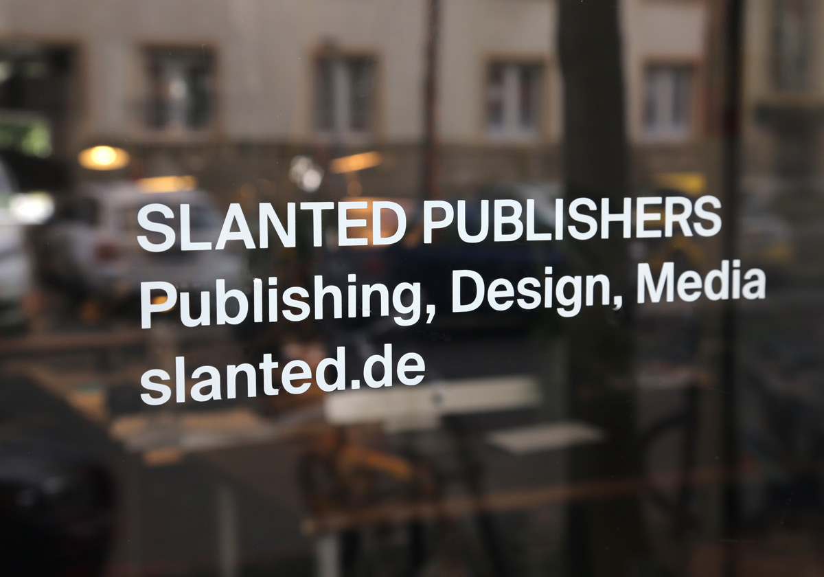 Slanted Publishers Studio
