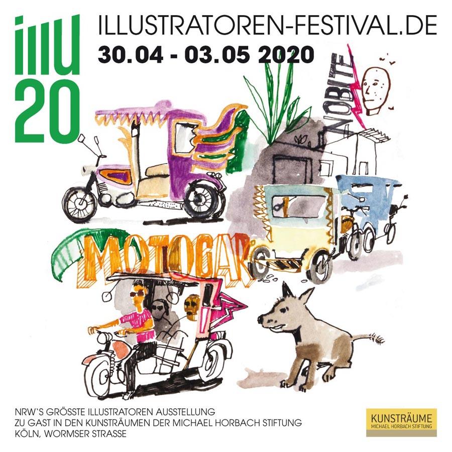 ILLU20 – Illustratoren-Festival