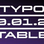 Typotable No. 4