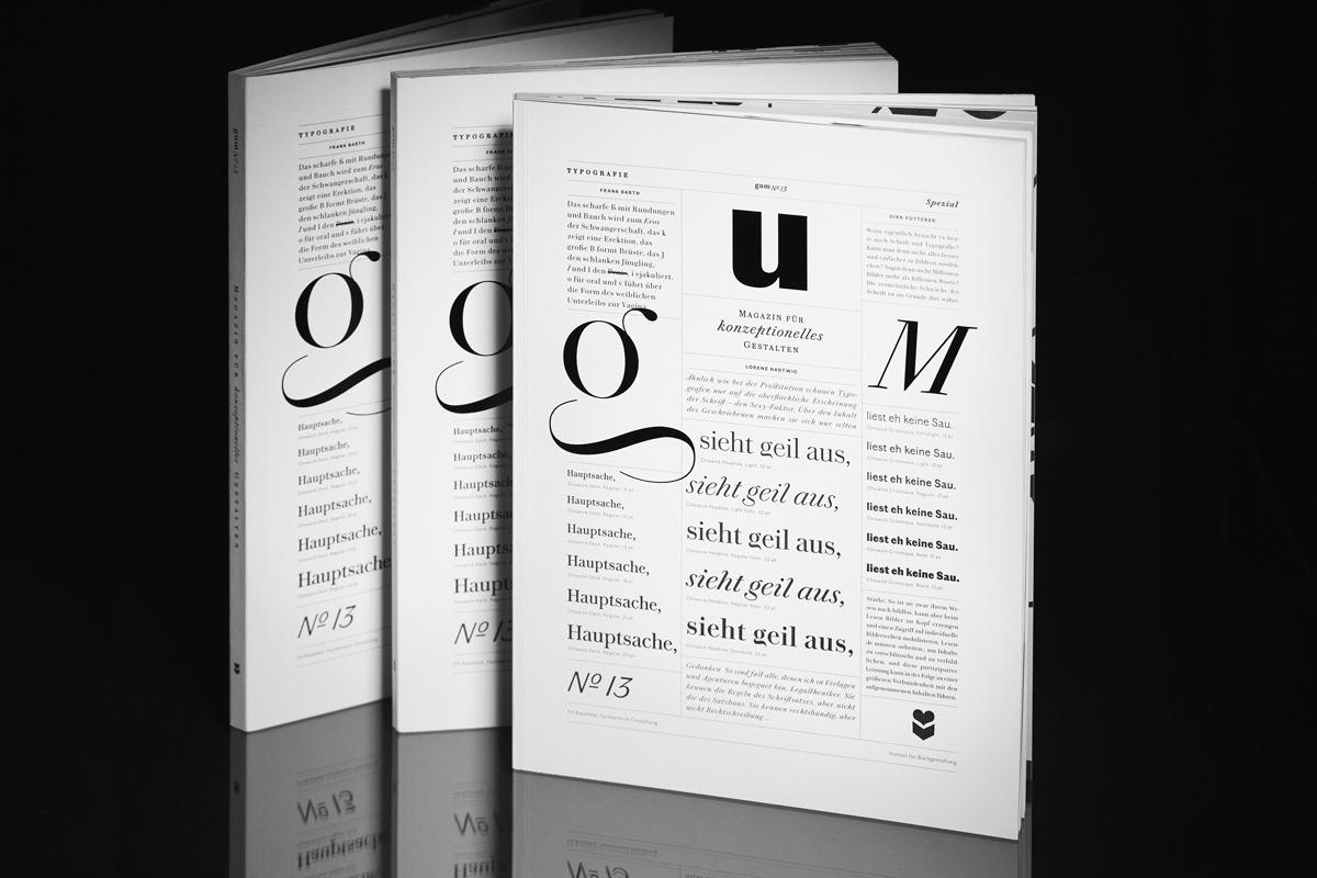 GUM13 Institut für Buchgestaltung