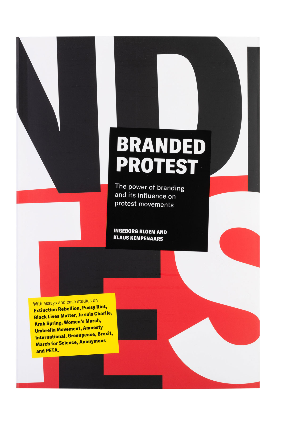 Branded Protest - BIS Publishers