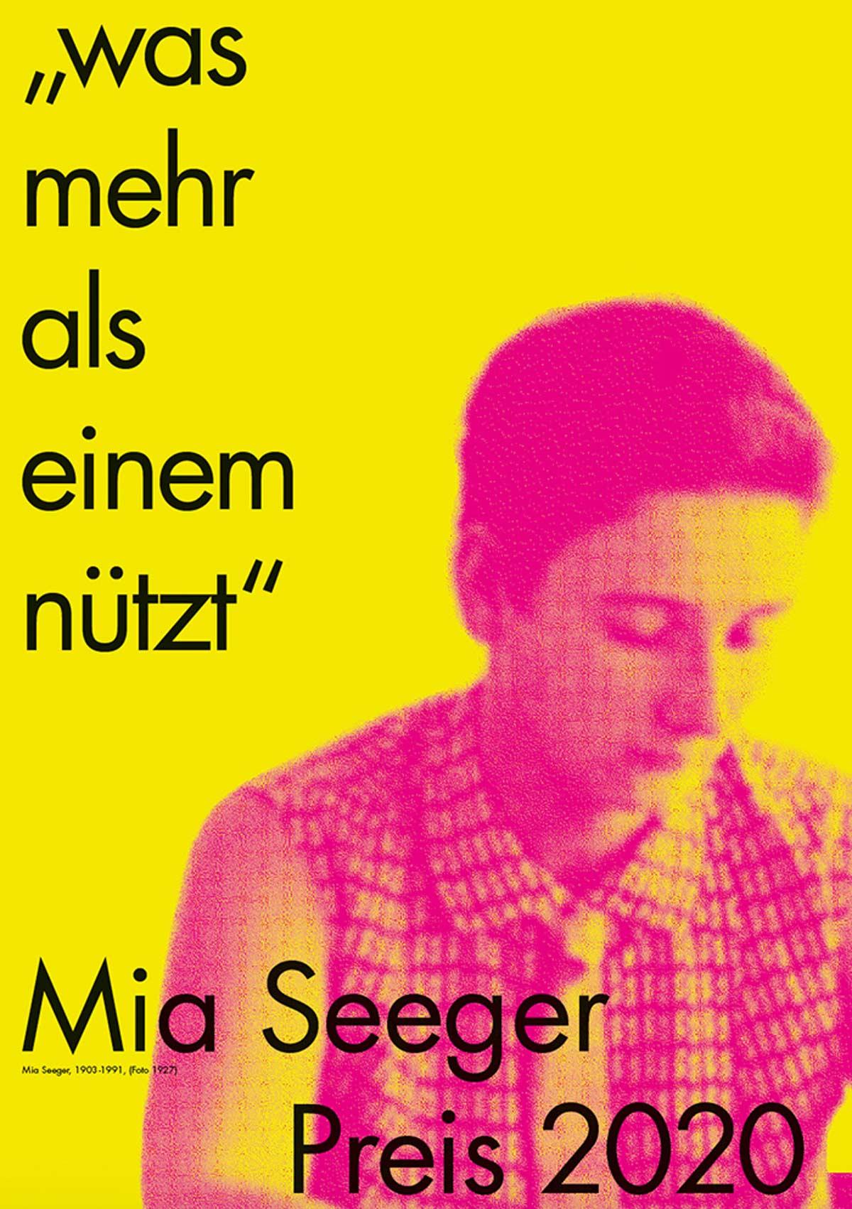 Mia Seeger Prize