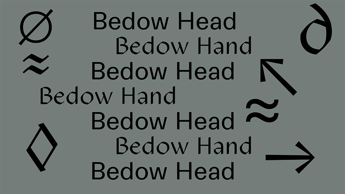 Bedow Head and Hand