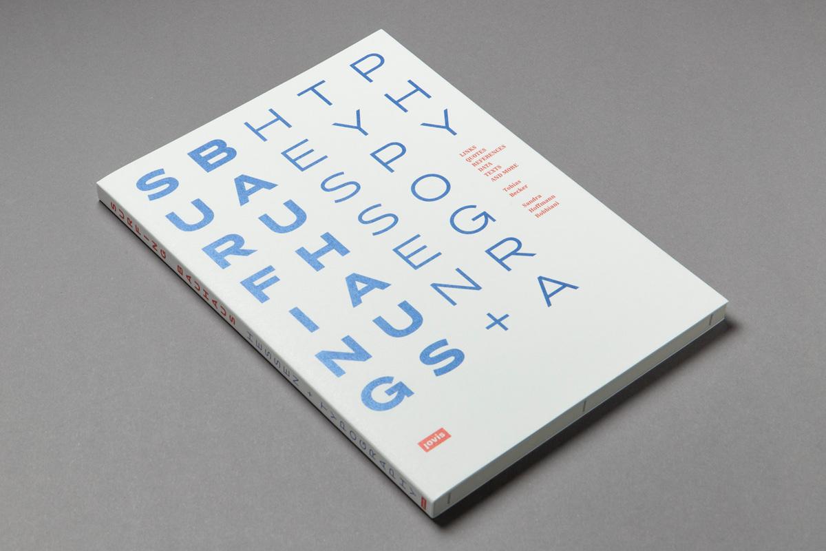 Surfing Bauhaus – Hessen + Typography