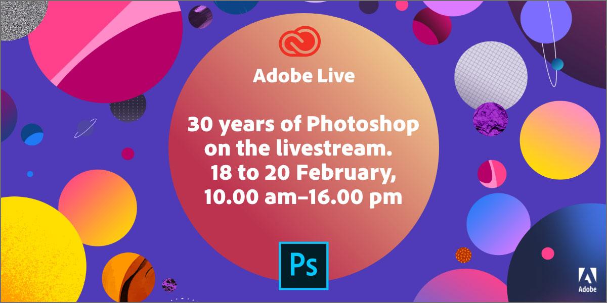 Adobe Live Birthday Special