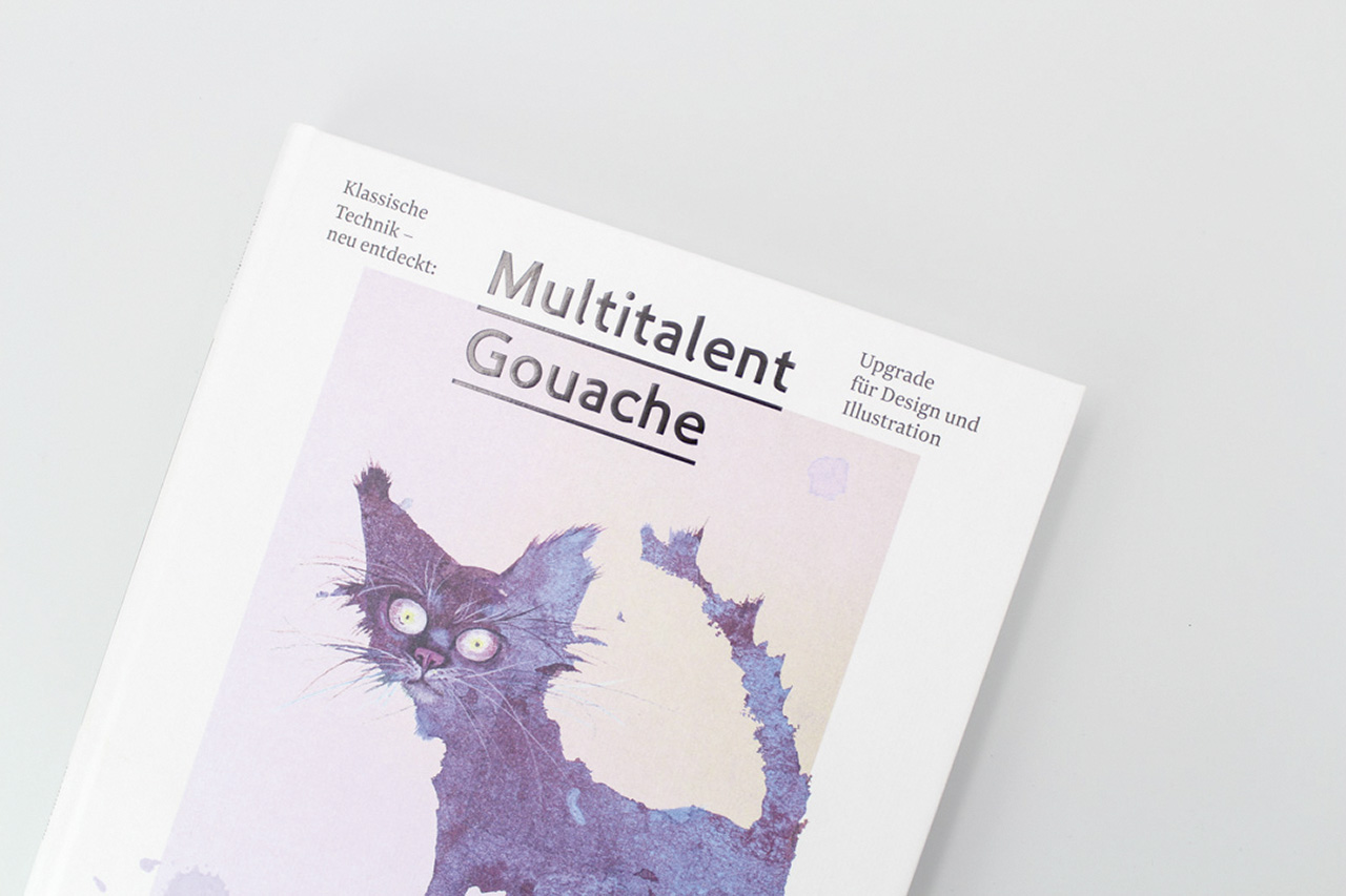 Multitalent Gouache