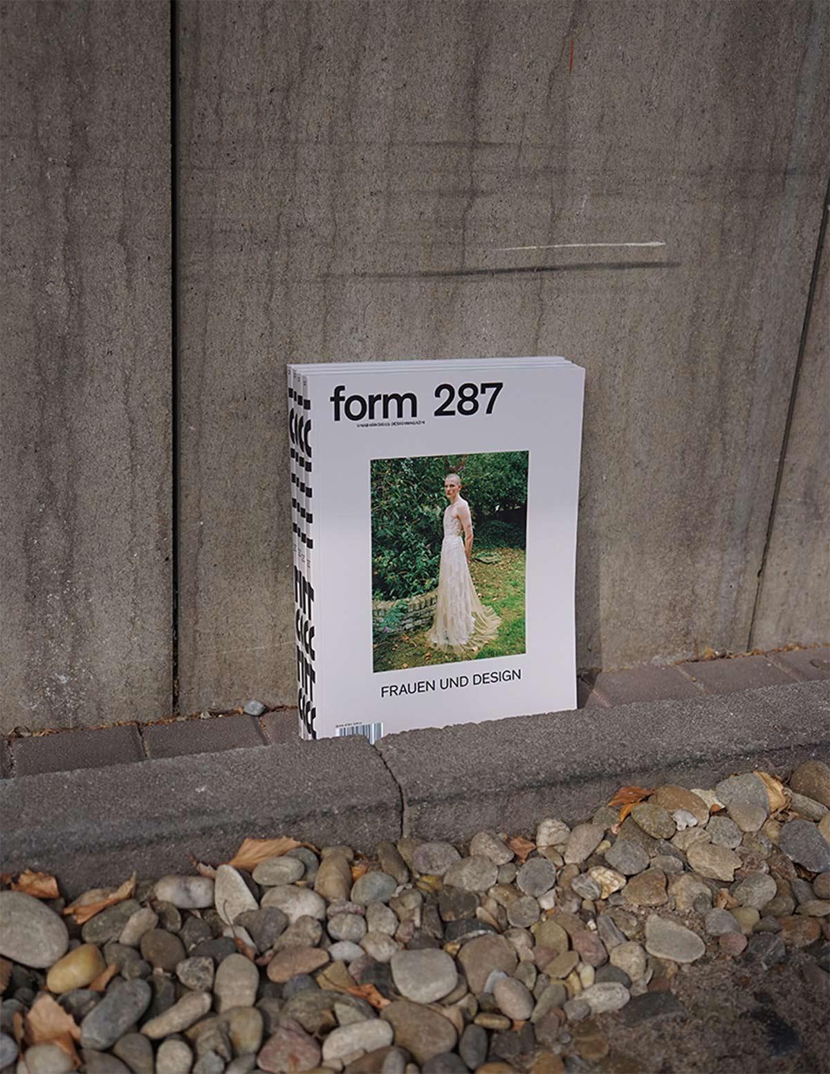 form 287—Frauen und Design
