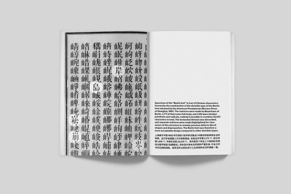 Collection of Research on Chinese Typography