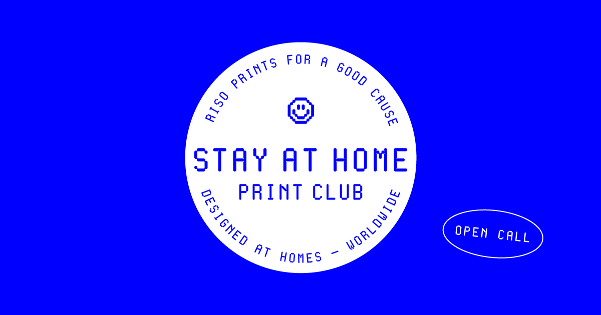 Stay At Home Print Club
