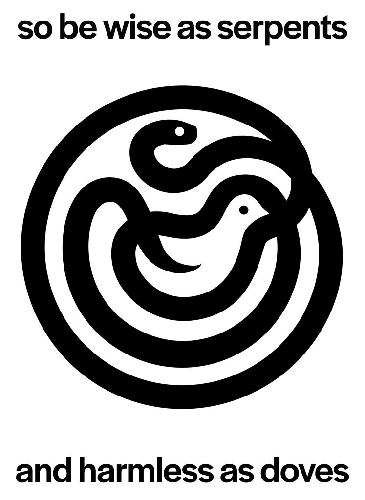serpent / dove dyad