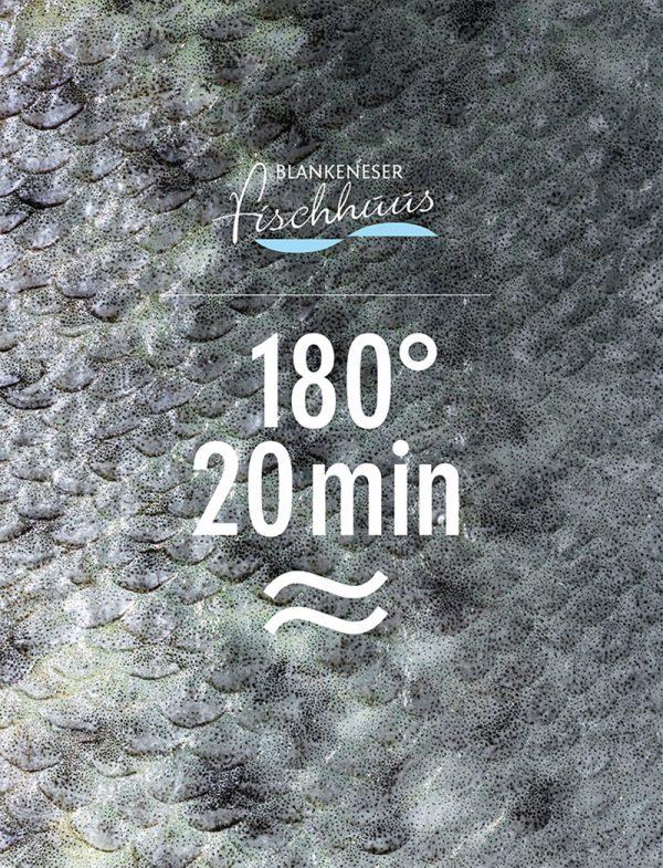 180° 20 min