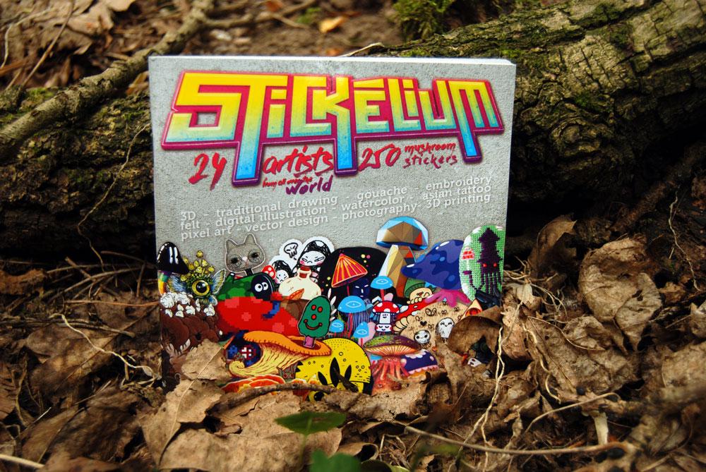 Stickélium Stickermag