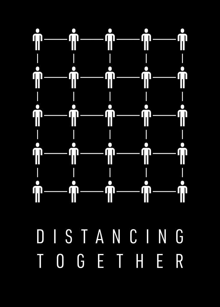 Distancing Together
