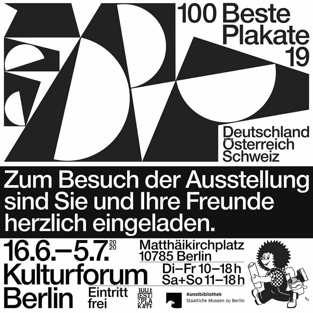 100 beste Plakate 19 berlin