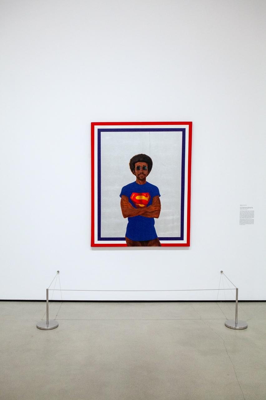 Icon for My Man Superman_Barkley L. Hendricks