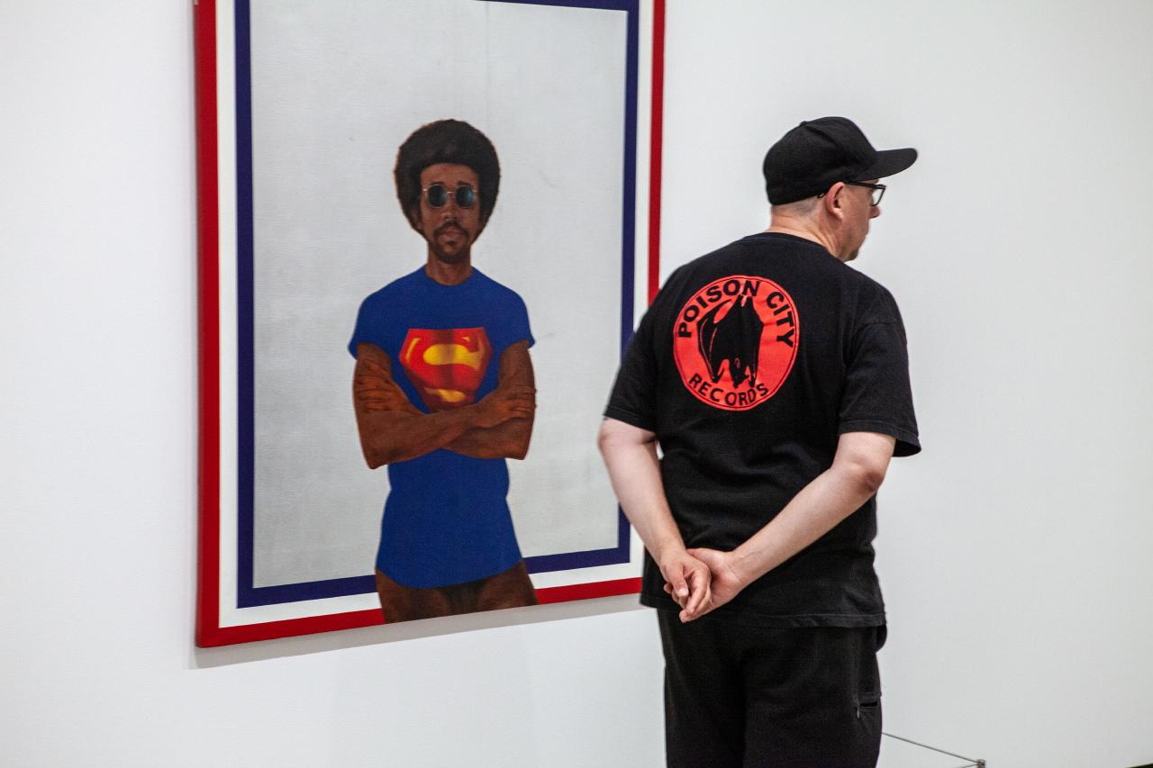 Icon for My Man Superman_Barkley L. Hendricks_Ian