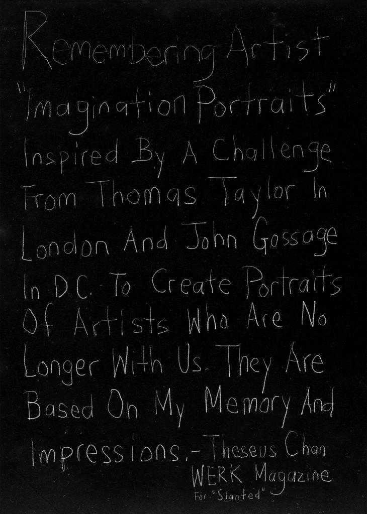 IMAGINATION PORTRAITS