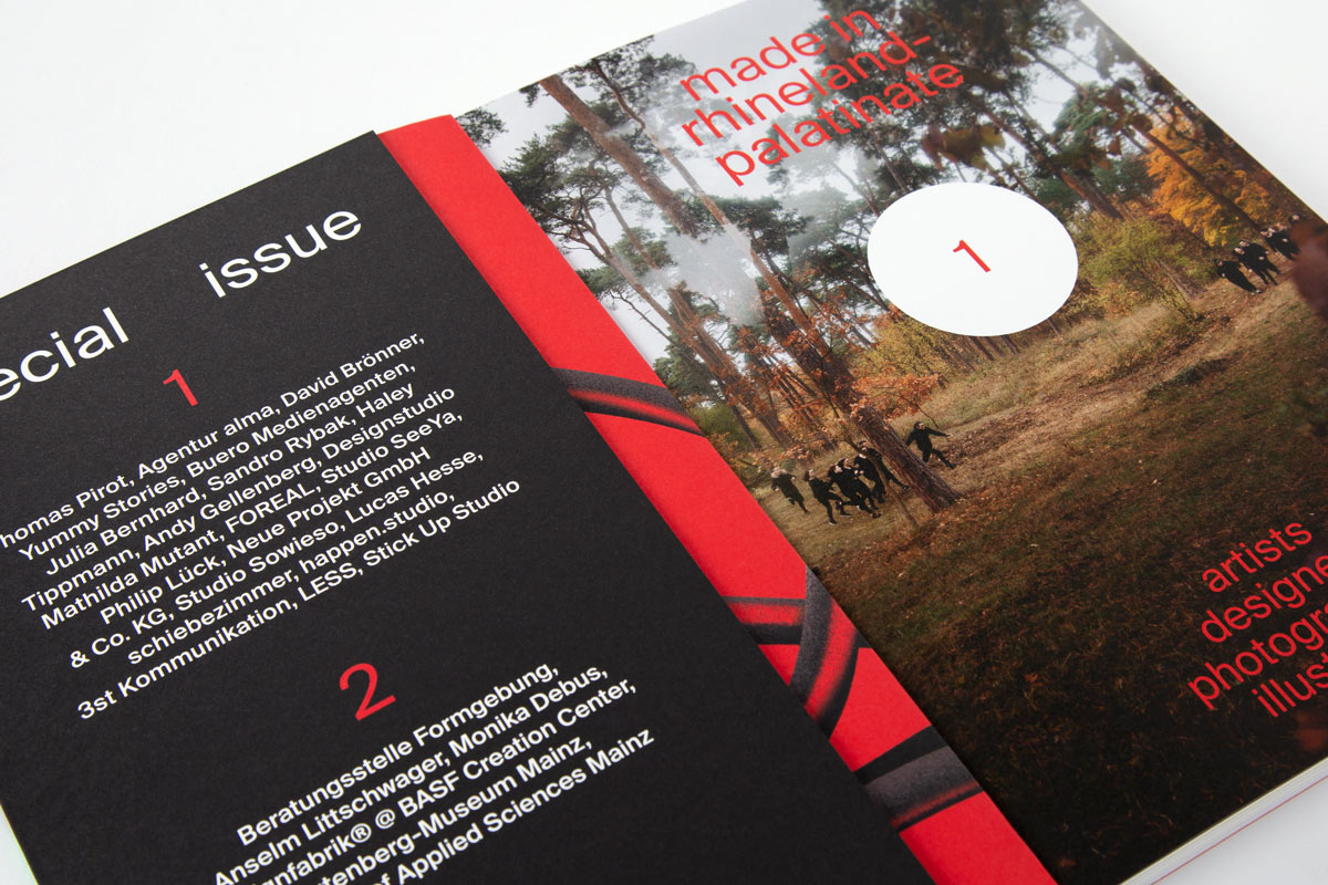 Special Issue Rhineland Palatinate