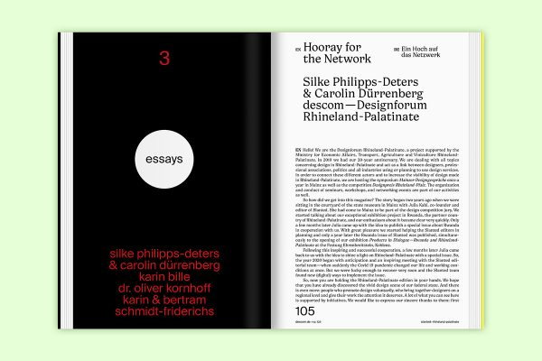 Special Issue Rhineland Palatinate