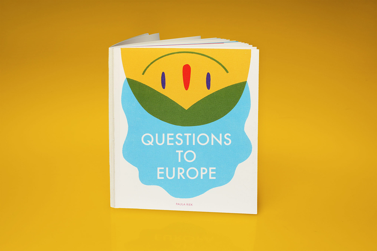 Questions to Europe by Paula Riek