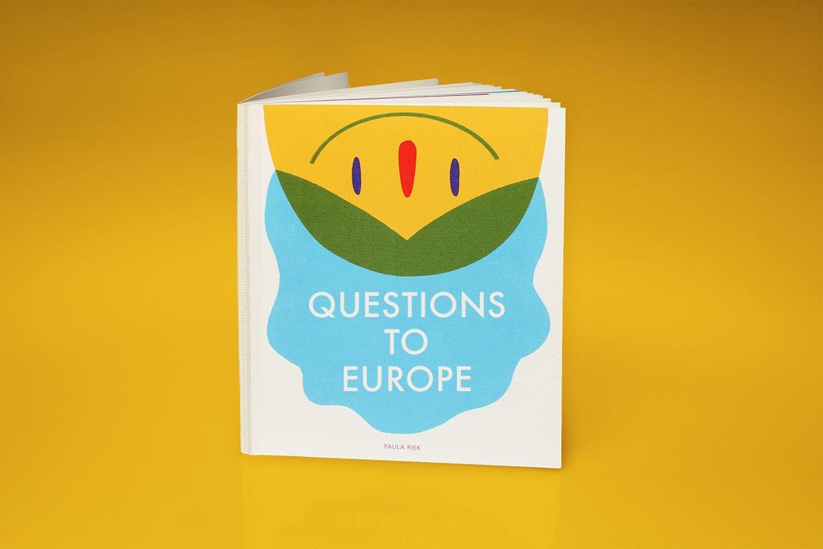 Questions to Europe by Paula Riek