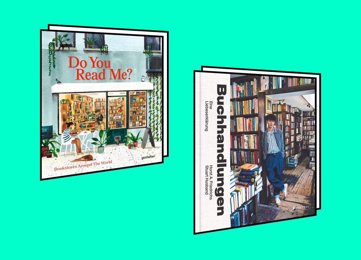 DO YOU READ ME? & Buchhandlungen