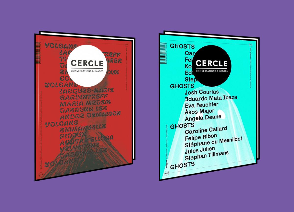 Cercle Magazine #7—Volcanoes & #8—Ghosts