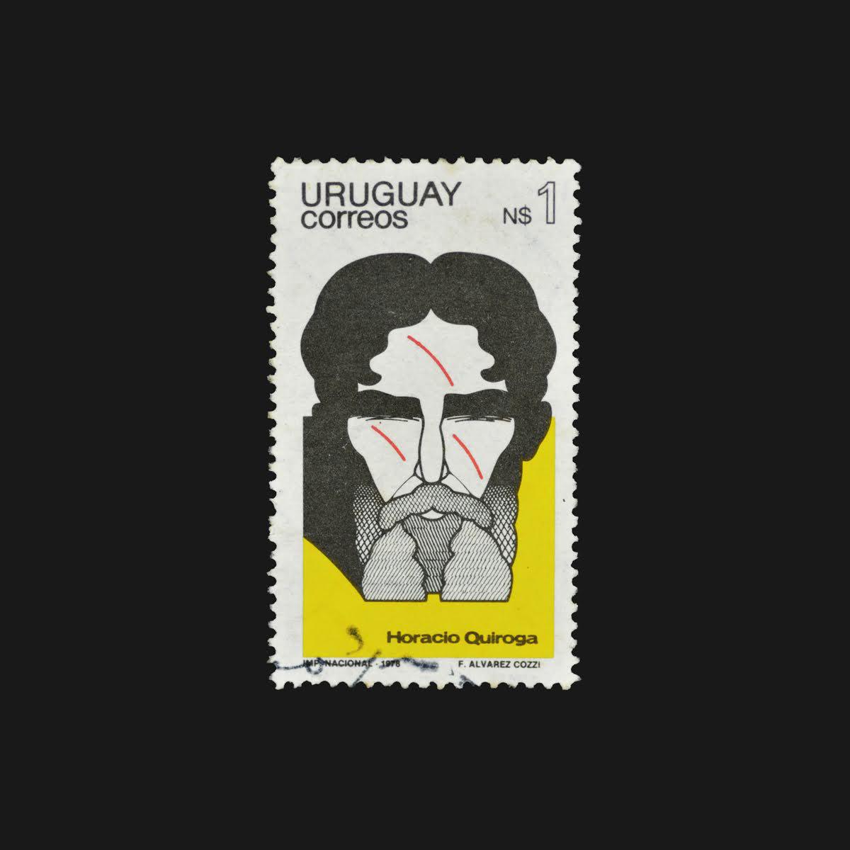 Slanted-1200px-Horacio-Quiroga-✺-Fernando-Álvarez-Cozzi-✺-N$1-✺-1978