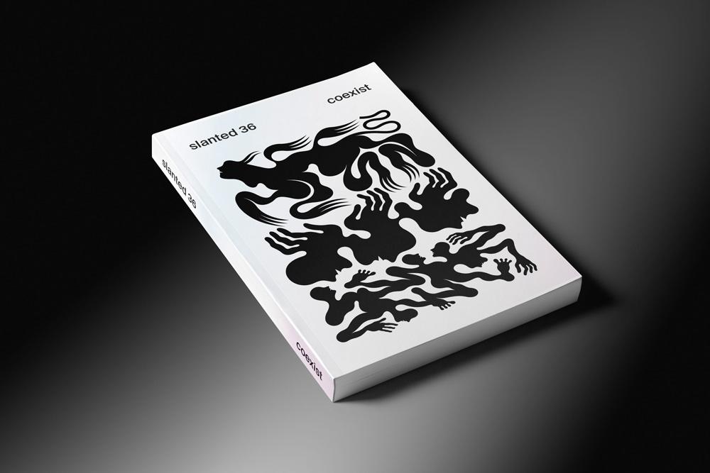 Slanted Magazine 36 Coexist Cover