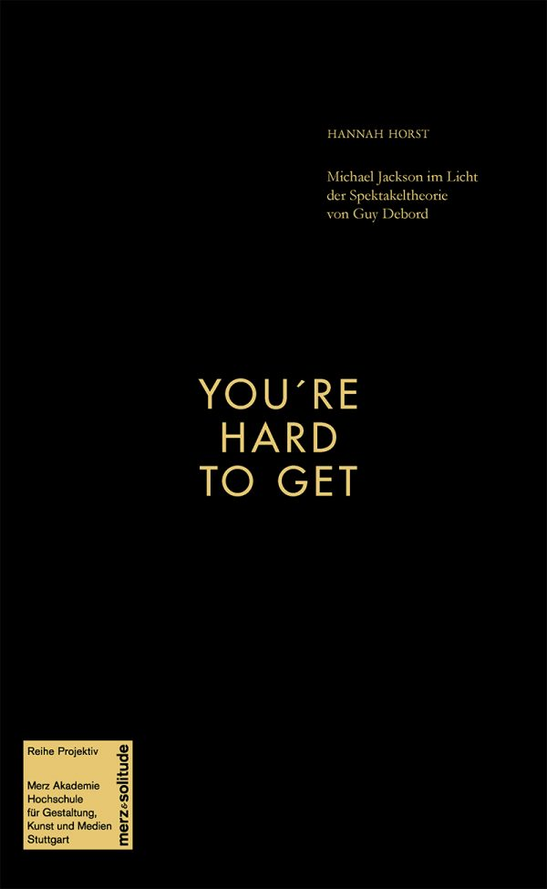 You're Hard to Get